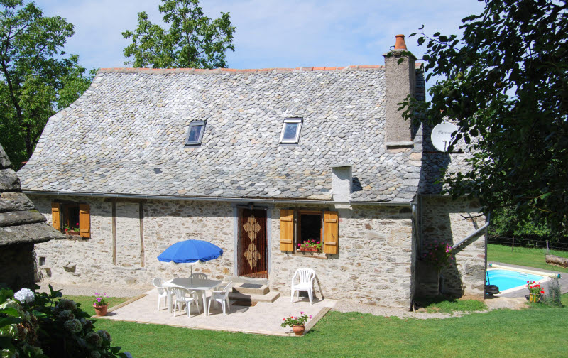 Gineste french cottage holidays for French country cottages for sale