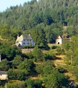 Main house shot